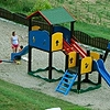 Built playgrounds